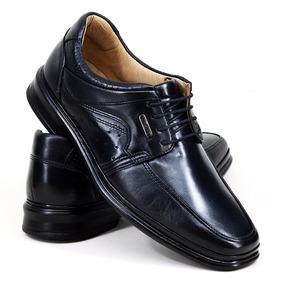 401473daf Frete Grátis Sapato Casual Marrom Luxo Couro Bufalo - Sapatos no Mercado  Livre Brasil