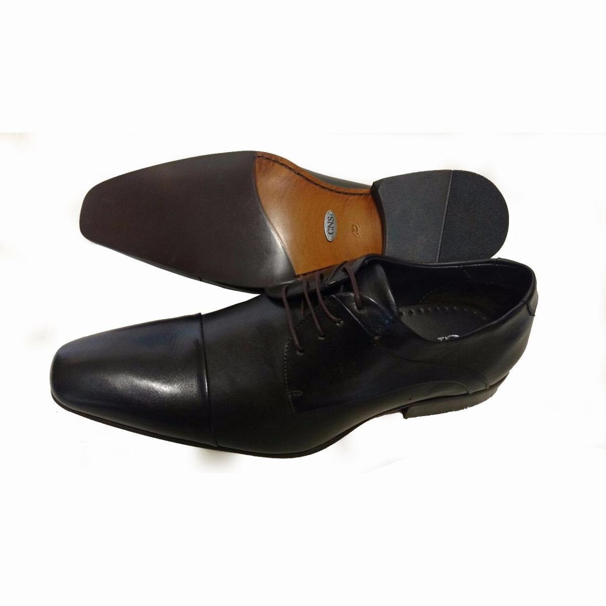 48ab9314a8 sapato social clássico masculino cns oxford café. Carregando zoom.