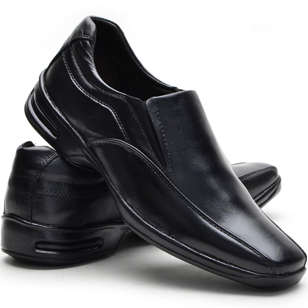 a9bcbfd7e sapato social conforto masculino couro legítimo liquidação. Carregando zoom.