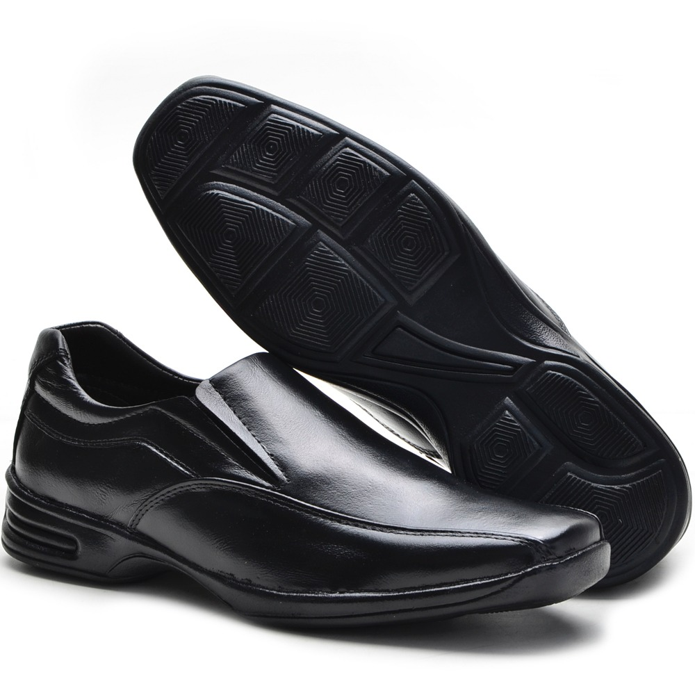 fdcba35e0 sapato social conforto masculino couro legítimo melhor preço. Carregando  zoom.