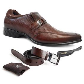 20bd9070c Kit Rafarillo Sapato E Cinto - Sapatos no Mercado Livre Brasil