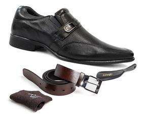 c718d95e7 Kit Rafarillo Sapato E Cinto - Sapatos com o Melhores Preços no Mercado  Livre Brasil