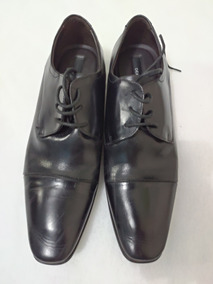 6a49eccc8 Sapato De Couro Masculino Usado - Sapatos, Usado com o Melhores Preços no  Mercado Livre Brasil