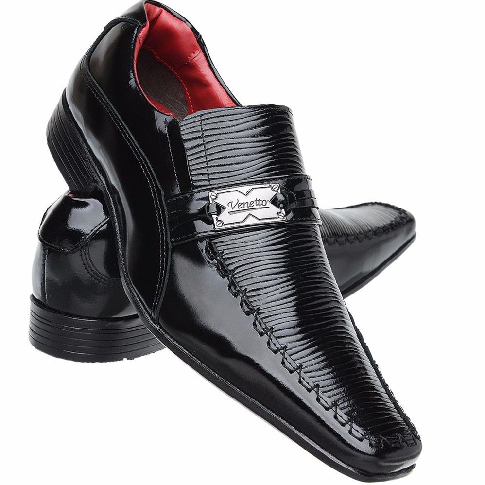 91d71f802 sapato social couro envernizado masculino stilo italiano dhl. Carregando  zoom.