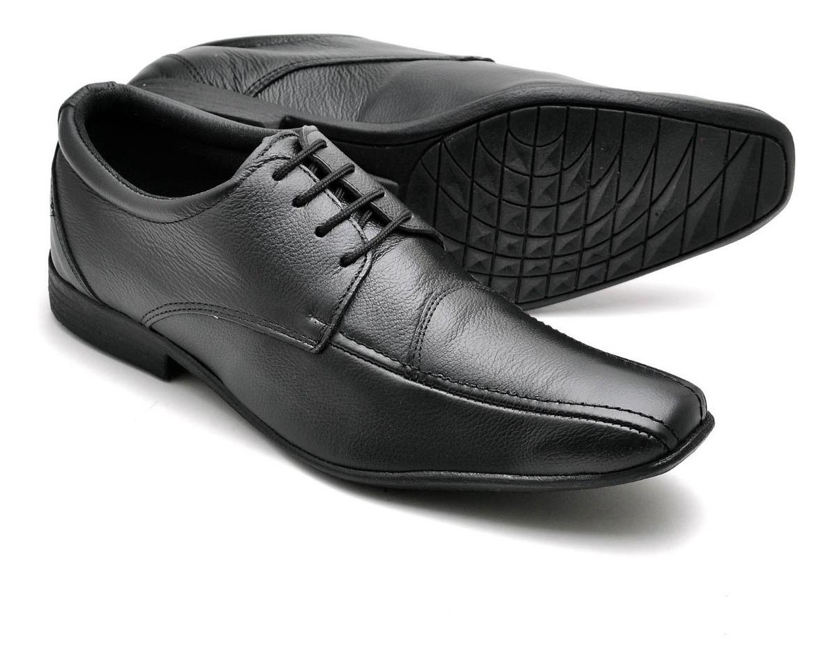 f44c06077d sapato social couro formatura executivo sola leve 37 ao 48. Carregando zoom.