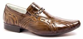 c624647e05 Sapato Mocassim Alcalay Em Couro - Calçados, Roupas e Bolsas com o Melhores  Preços no Mercado Livre Brasil