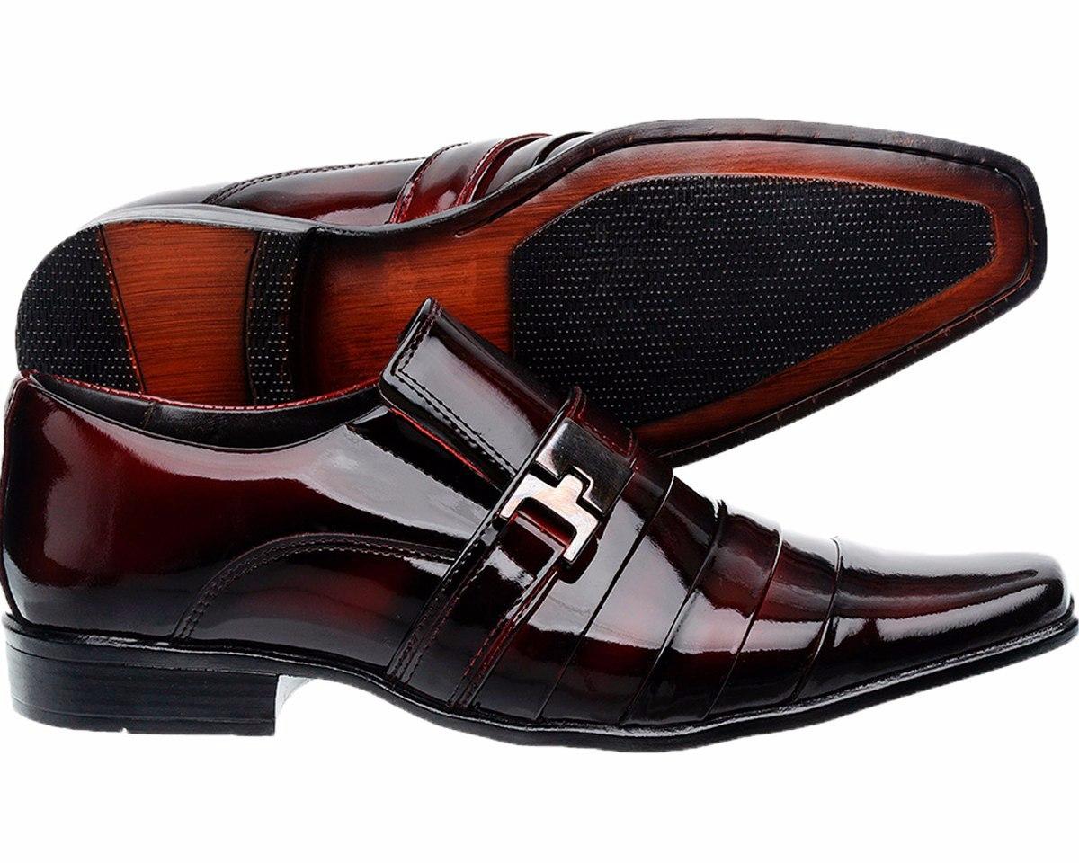 f1f6266a9 sapato social couro masculino frete pac grátis sapatofranca. Carregando  zoom.