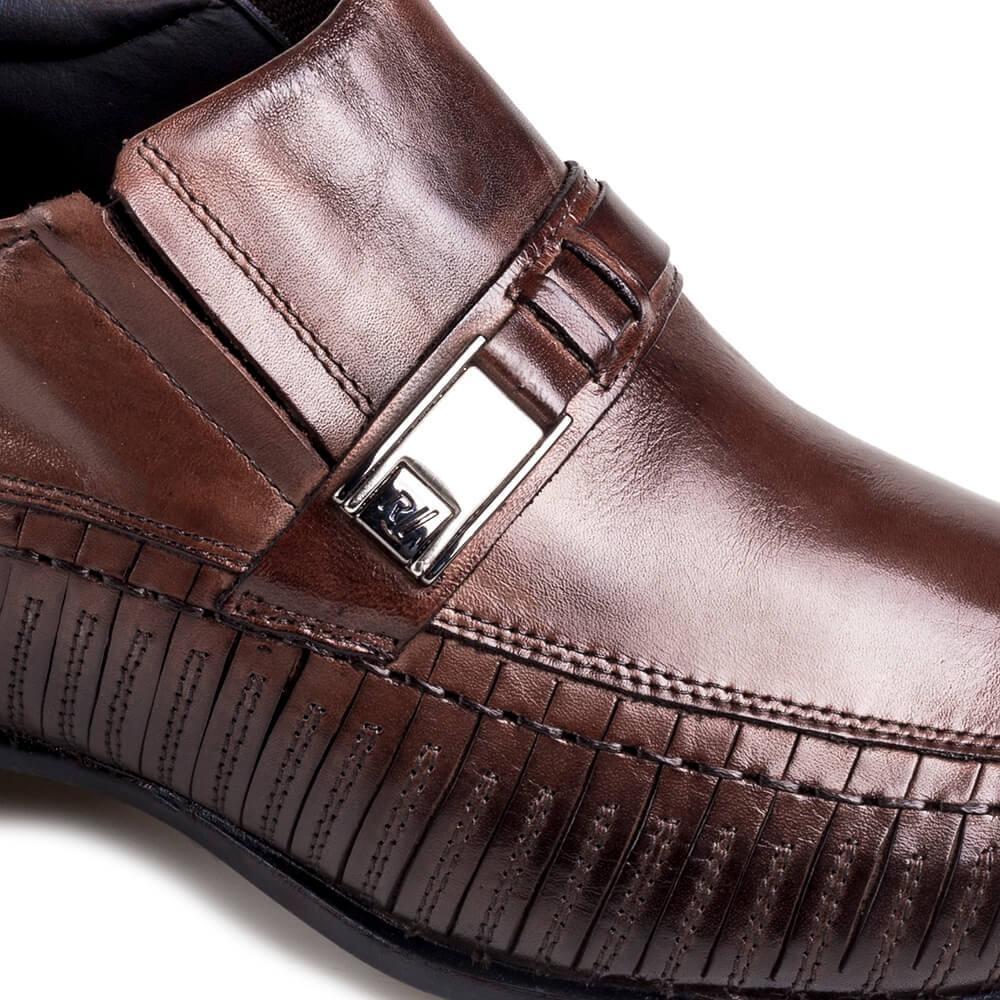 6e4af8c33d sapato social couro masculino rafarillo vegas alth mogno. Carregando zoom.