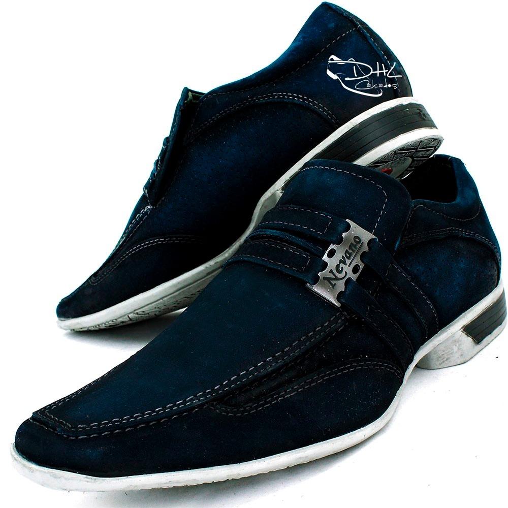 00cdd79d13 sapato social couro stilo italiano homem confortável preço. Carregando zoom.