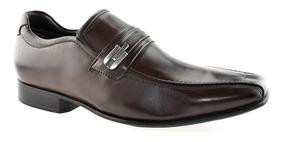 b76d47f04 Sapato Masculino Social Tabaco Democrata - Sapatos para Masculino ...