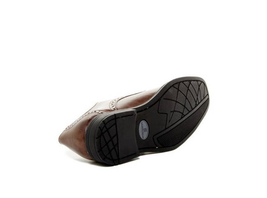 475bca13c sapato social derby sandro moscoloni quincy marrom escuro. Carregando zoom.