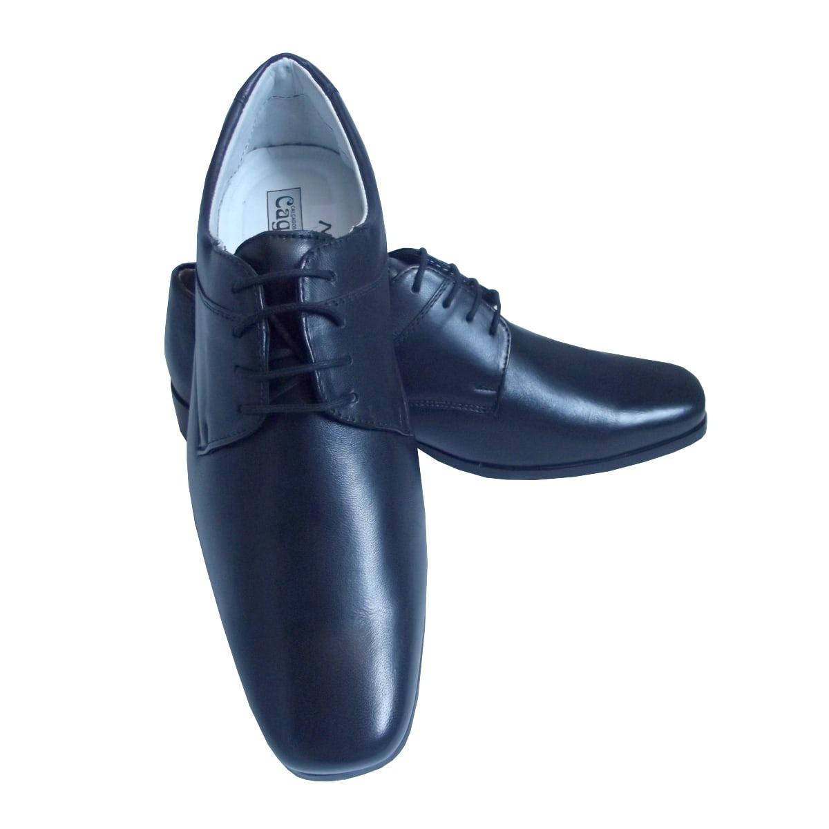 83f81f2ddc sapato social em couro de carneiro modelo italiano. Carregando zoom.