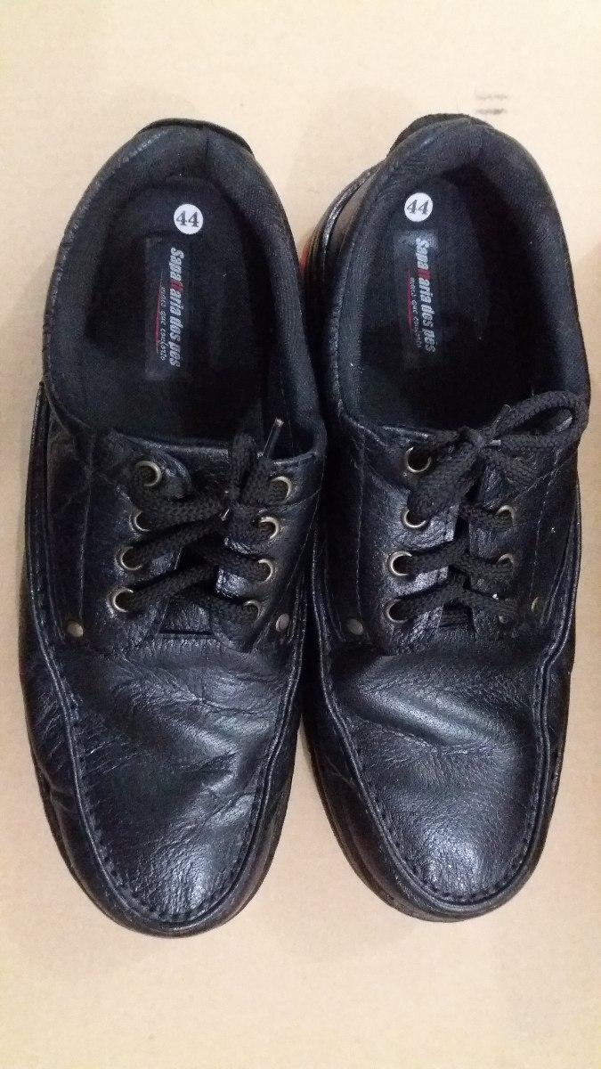 1f8d1e0b7 Sapato Social Esportivo 2020 Preto Usado - Tam 44 - R  88