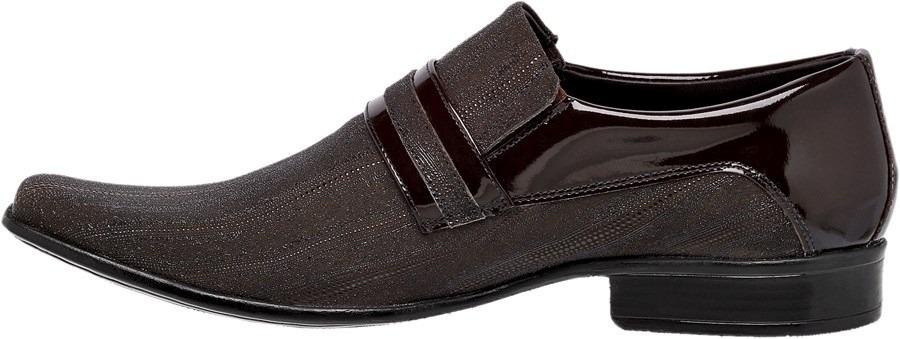 acdea4839 sapato social exclusiv sofisticado couro legitimo franca dhl. Carregando  zoom.