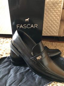 b98d3bfe3 Usado Masculino Mocassins Sapato Fascar - Sapatos no Mercado Livre ...
