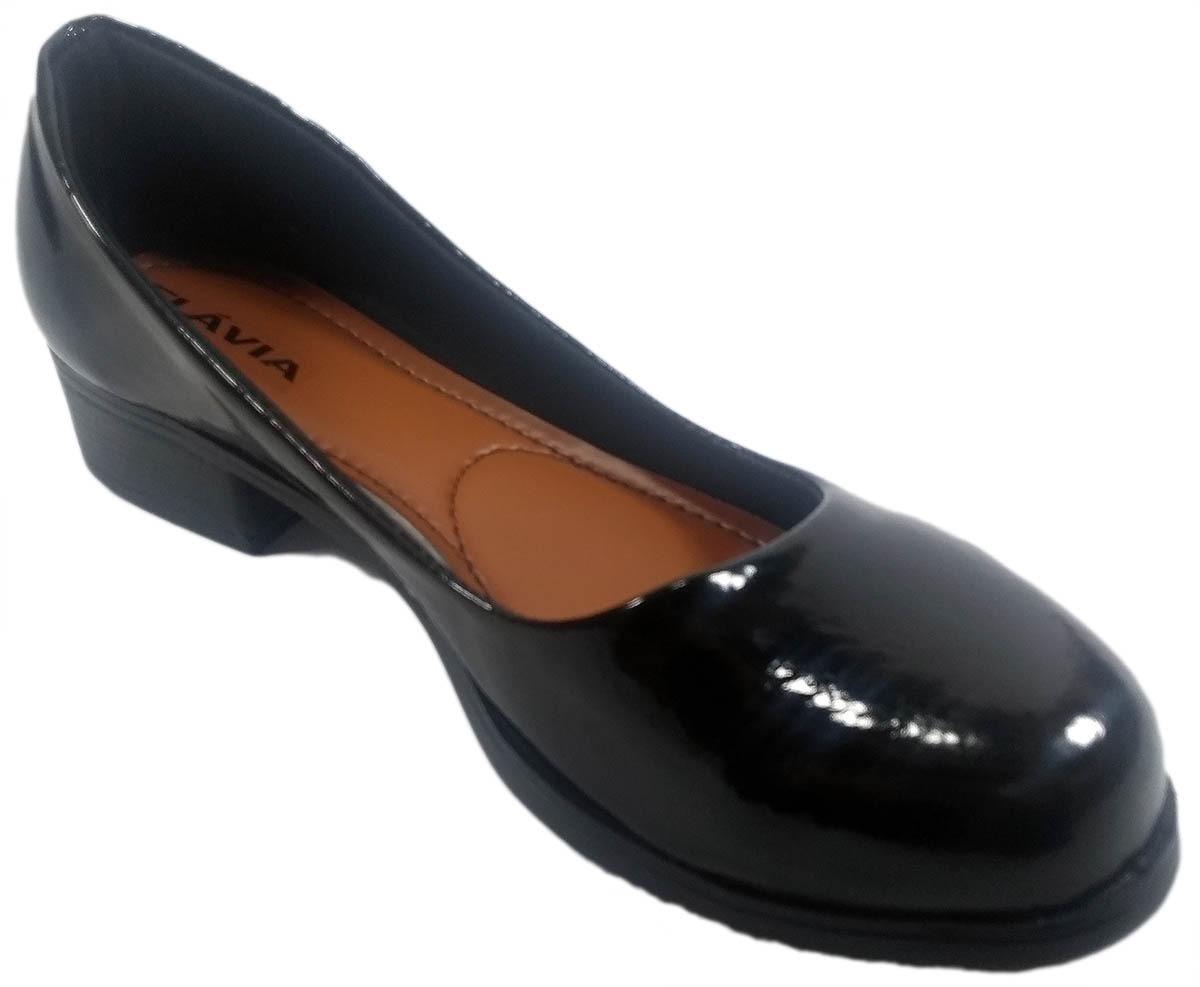 995154d0a8 sapato social feminino similar ao vizzano meia pata verniz. Carregando zoom.