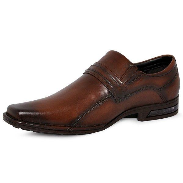 57b0c0598 Sapato Social Ferracini Florença 4625 Tabaco - R$ 279,90 em Mercado ...
