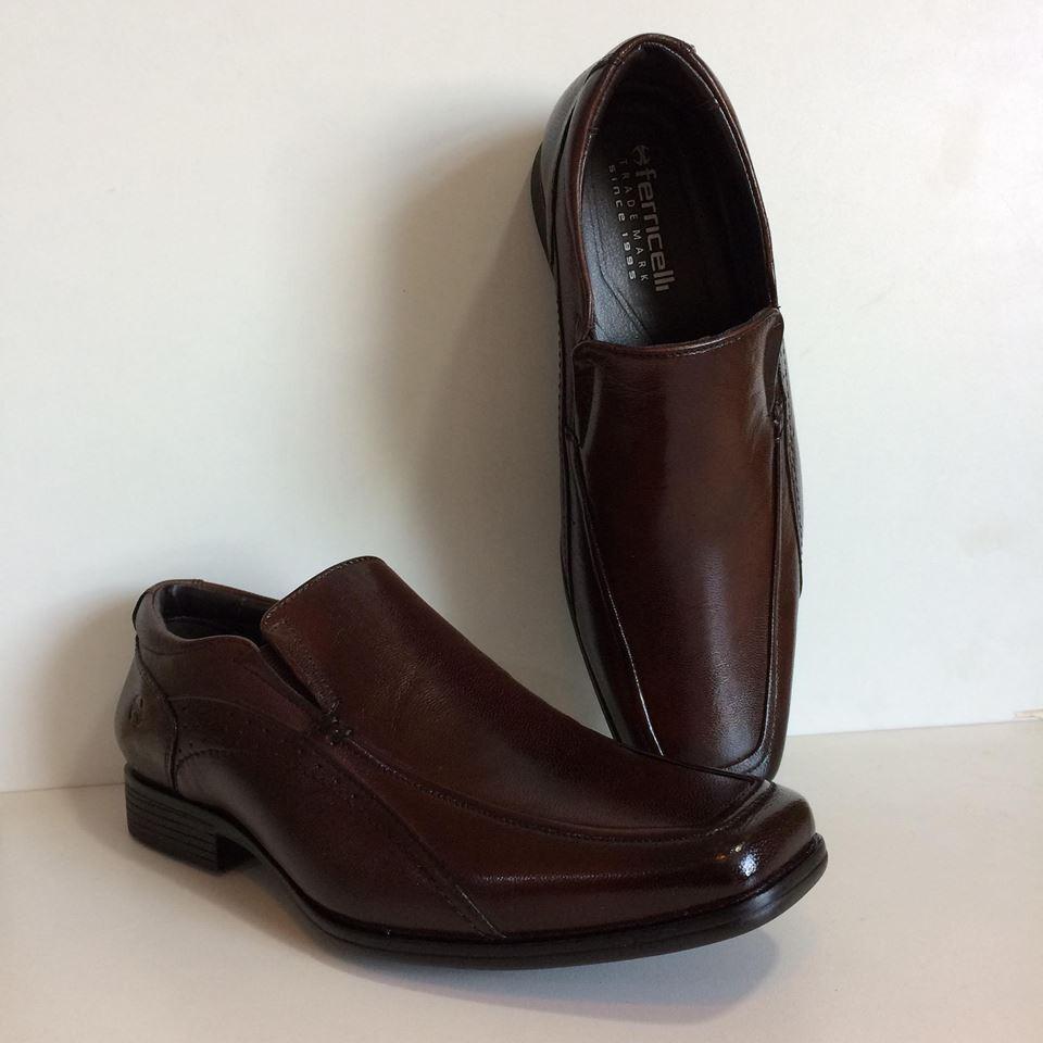 f436732f72 sapato social ferricelli masculino em couro - br45250-pa1. Carregando zoom.