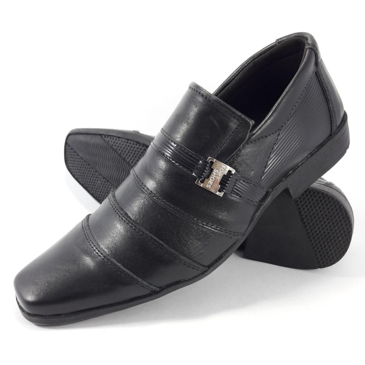 46879919f Sapato Social Fort Shoes Masculino Grife Conforto Elegante - R$ 89 ...
