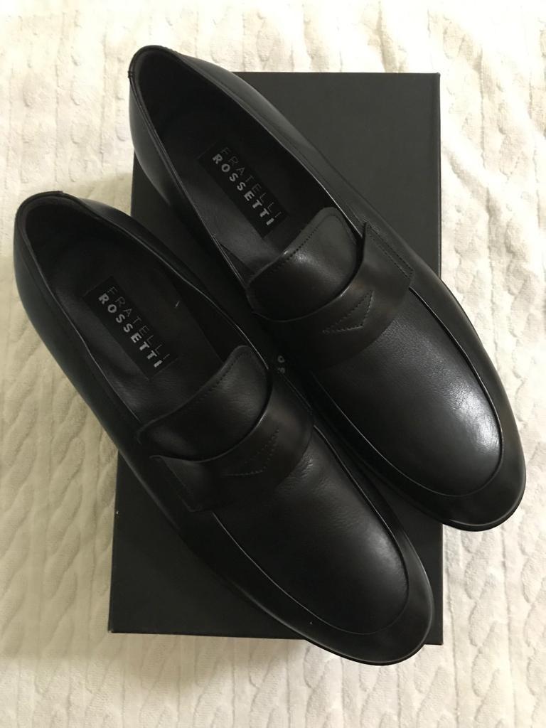 293dd5c238 Sapato Social Fratelli Rossetti - 38 - R$ 1.900,00 em Mercado Livre