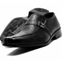 sapato social infantil em couro barato confortável