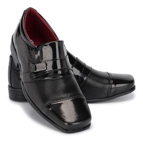 10701294ba Sapato Mocassim Masculino Infantil Meninos - Sapatos com o Melhores ...