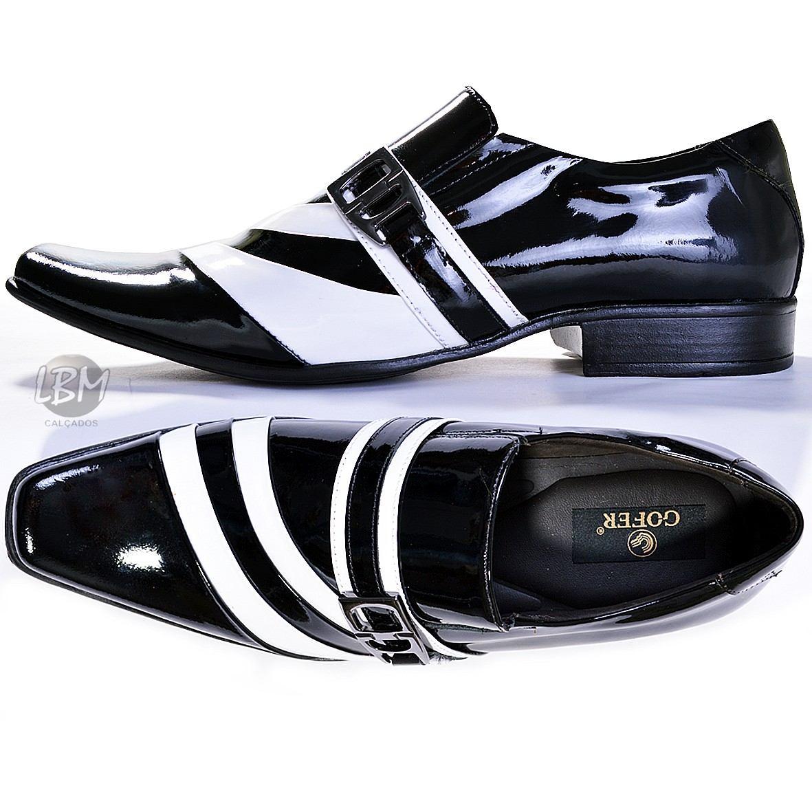 d1e1de5388 sapato social italiano masculino verniz couro legítimo aqui. Carregando  zoom.