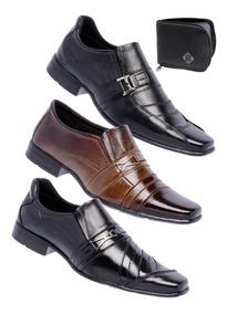 f428c50a6 Sapato Social Barato Sapatos Sociais - Sapatos para Masculino com o  Melhores Preços no Mercado Livre Brasil