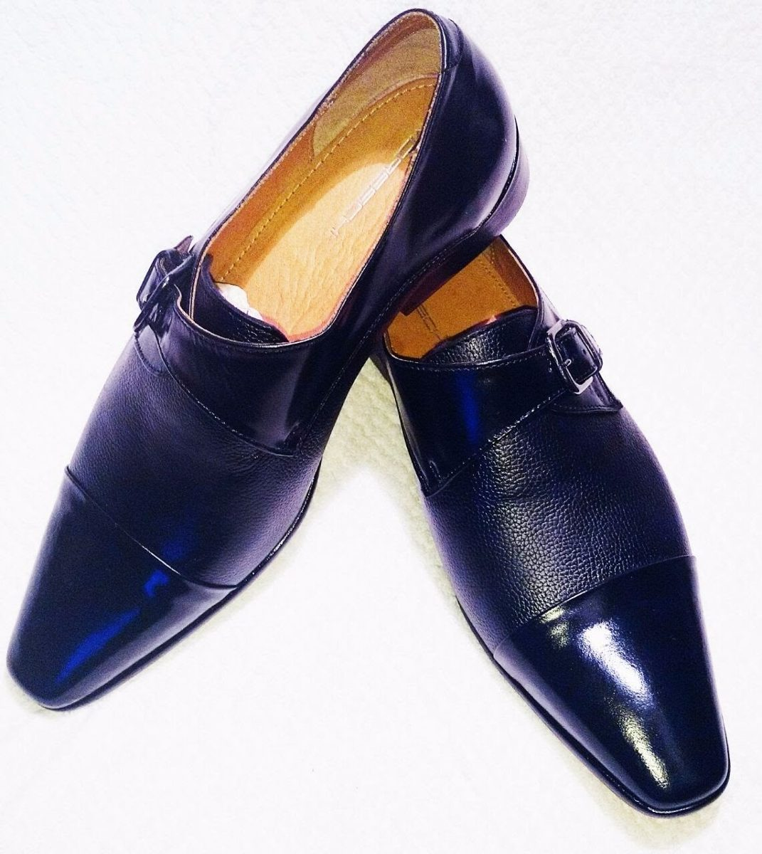 45968daad72 sapato social luxo design italiano promocão couro legitimo. Carregando zoom.