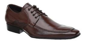 f17023ebaa Sapato Social Masculino Solado De Couro - Sapatos Sociais e Mocassins para  Masculino com o Melhores Preços no Mercado Livre Brasil