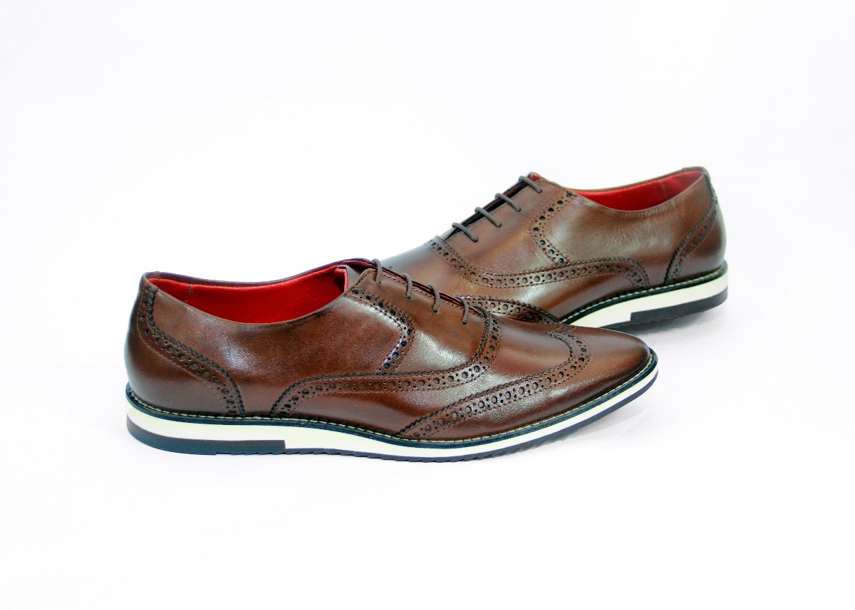 72ba8abaa sapato social masculino 100% couro oxford sapatenis amarrar. Carregando zoom .