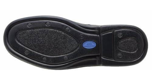 sapato social masculino asa relax conforto anti stress 1751