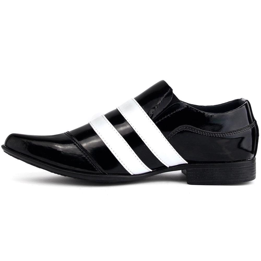 3d044419a sapato social masculino barato c qualidade + cinto + brinde. Carregando zoom .