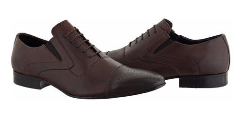 sapato social masculino bico fino italiano pv 042