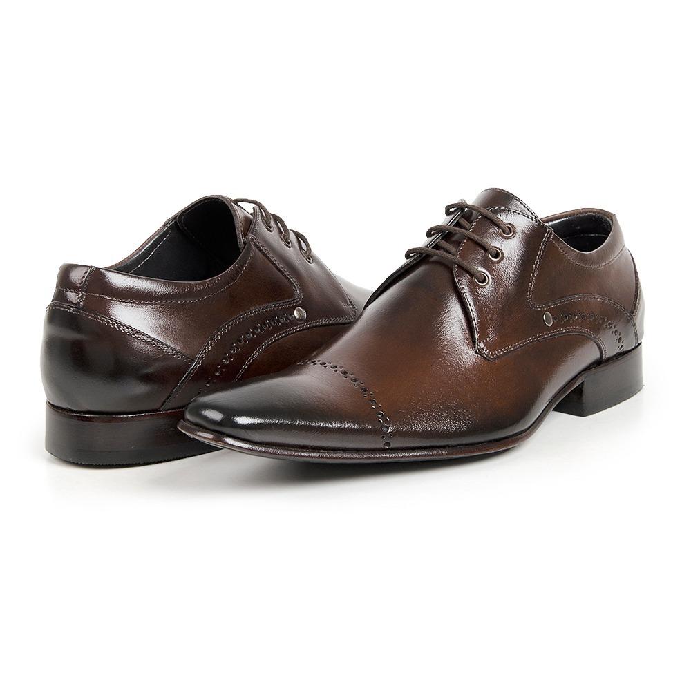 ee9193df18da7 sapato social masculino bico fino italiano solado couro luxo. Carregando  zoom.