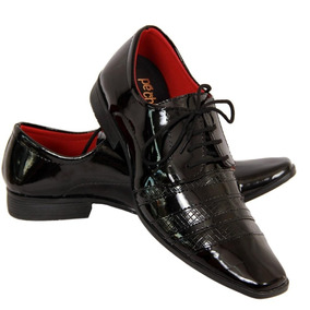 b8abc43058 Sapato Chique Homem Sapatos Sociais Masculino - Calçados, Roupas e ...