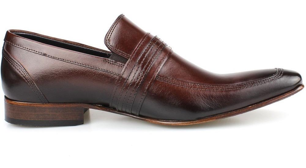 f9efab4b00 sapato social masculino bigioni solado de couro legítimo. Carregando zoom.