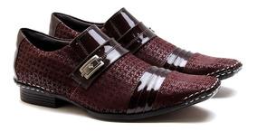 b8c9c9028 Sapatos Social Calvest Lancamentos - Sapatos com o Melhores Preços no  Mercado Livre Brasil