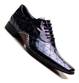 aeeae52f45 Sapatos Sociais e Mocassins para Masculino Sociais Calvest com o Melhores  Preços no Mercado Livre Brasil