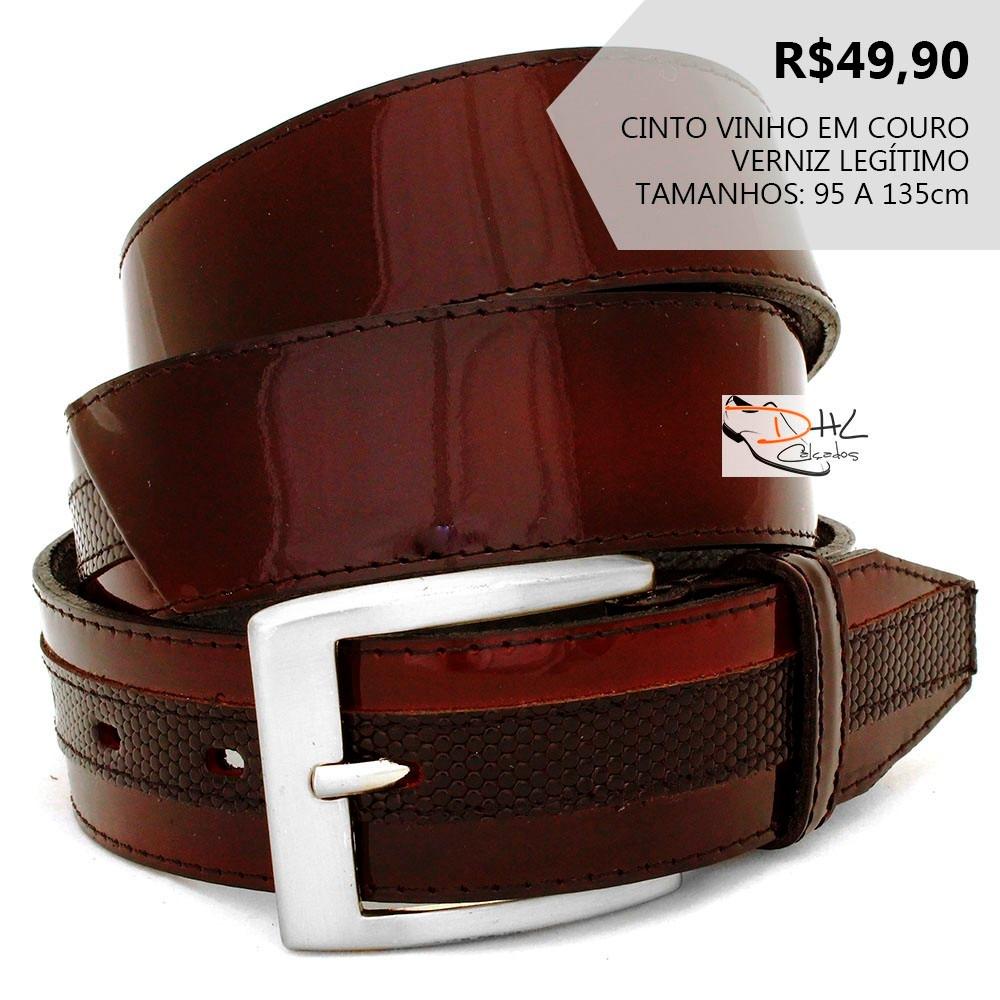 f79a649929 Sapato Social Masculino Casual Couro Verniz Alto Brilho - R  169