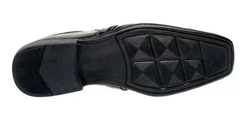 sapato social masculino casual verniz lançamento promoção