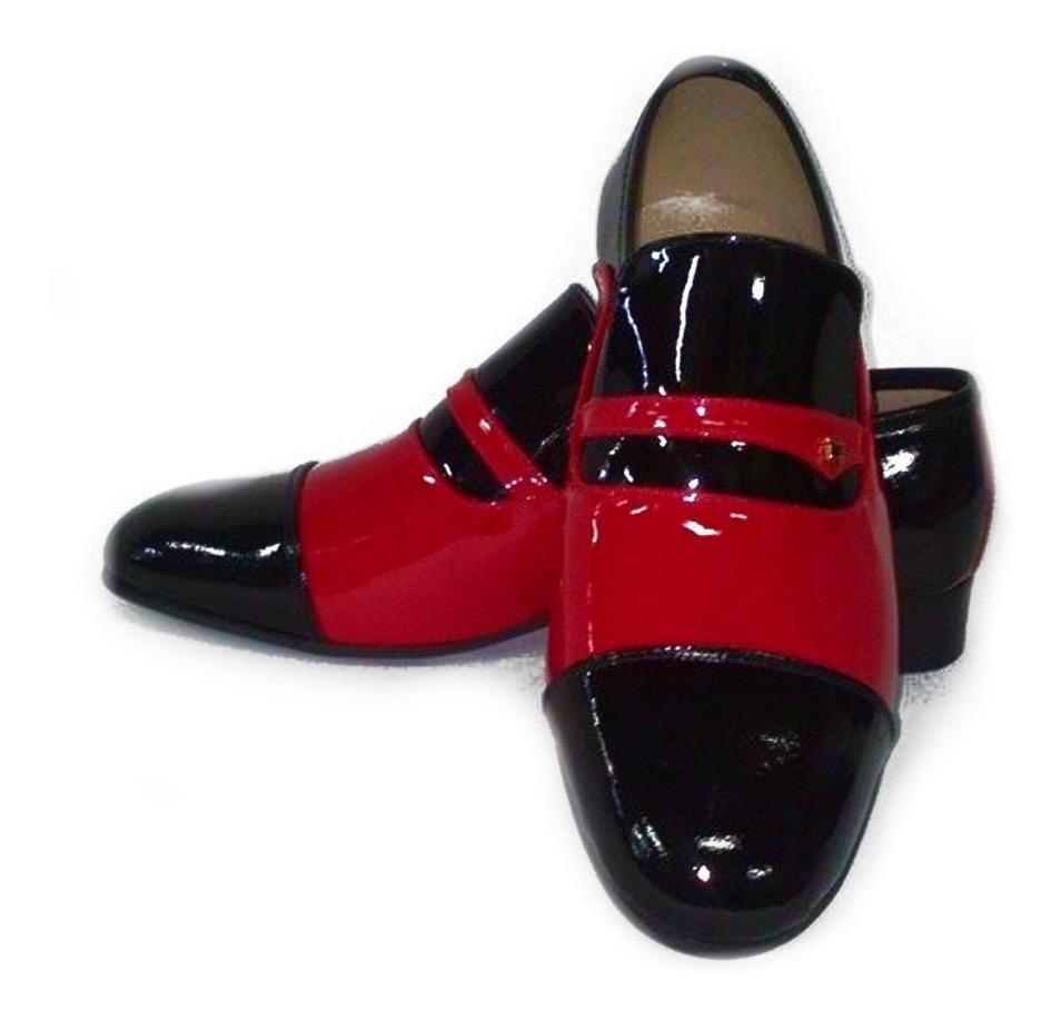 33de3b3051 Características. Marca Claudiu´s; Modelo 232; Gênero Masculino; Estilo  Sociais; Material do calçado 100% Couro - Natural ou Verniz ...