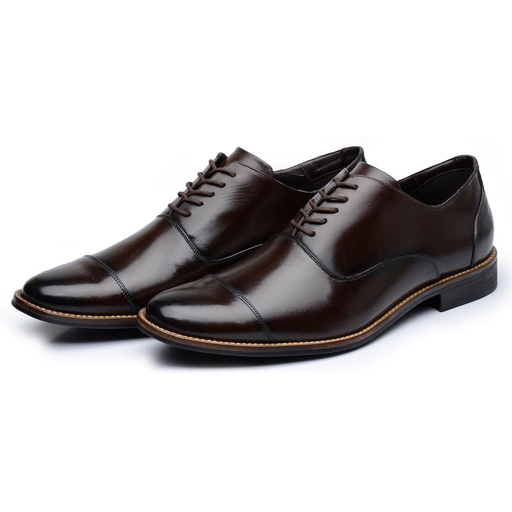 d647119ec sapato social masculino confortável e elegante moda 2019. Carregando zoom.