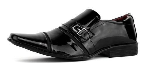 sapato social masculino confortável presente - sapatofranca
