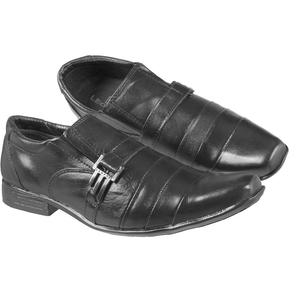 439e29508 Sapato Social Masculino Couro Bico Fino Direto Da Fábrica - R$ 92,99 ...