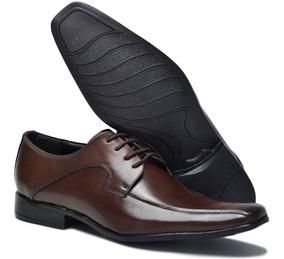 95696f7bd Sapato Social Marrom Masculino Bico Fino Italiano - Calçados, Roupas e  Bolsas com o Melhores Preços no Mercado Livre Brasil