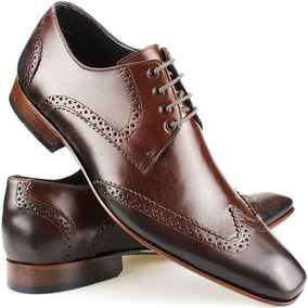 c240e46c38 Sapato Wingtip Brogue Nunes Corrêa Novo 40,5 Eur Masculino no Mercado Livre  Brasil