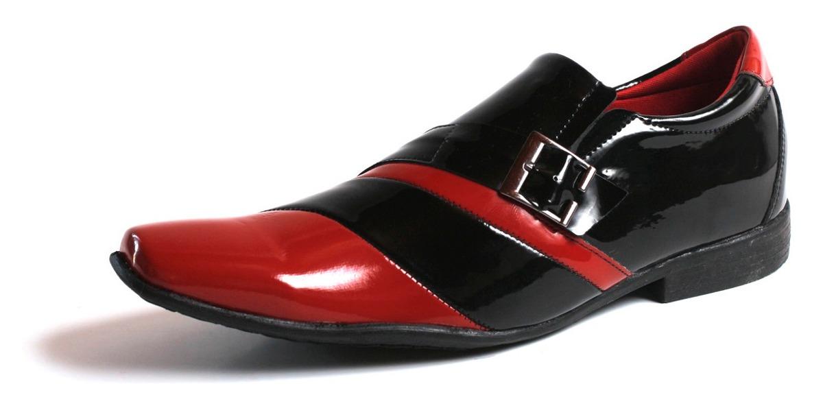 88111d193 sapato social masculino couro envernizado promoção barato. Carregando zoom.
