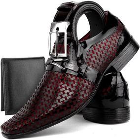 ef36cf2c4c Sapato Social Masculino Italiano Dourado - Sapatos com o Melhores Preços no  Mercado Livre Brasil