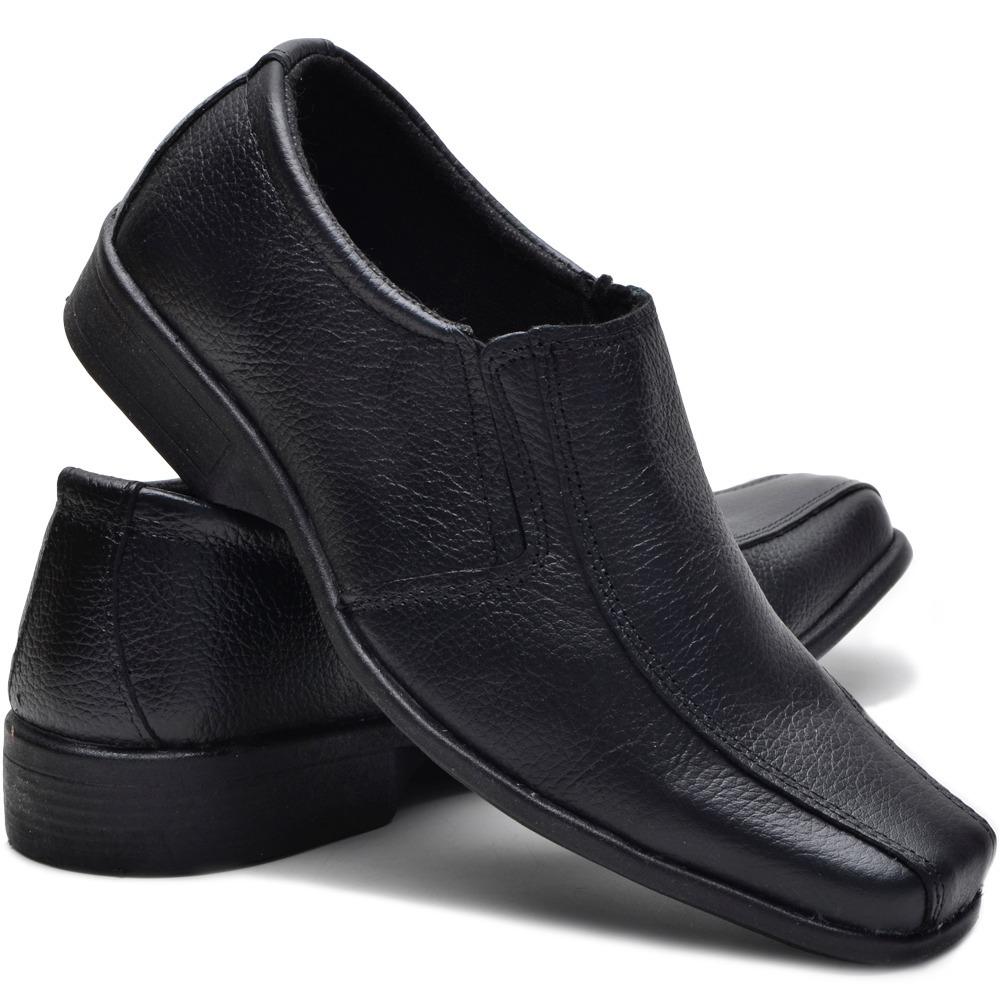 931389e64e sapato social masculino couro legítimo pronta entrega. Carregando zoom.